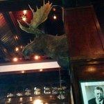 Inside the Menger Bar