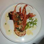 lobster beurre blanc