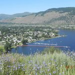 Chase is located right at the Little Shuswap Lake