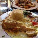 Delicious Chicken Brochette