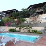 Pool at Les Balcones