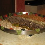 Buffet Fajitas