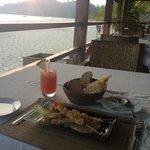Sun Set Bar Restaurant Bay View Hotel