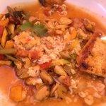 jambalaya poulet/fruit de mer