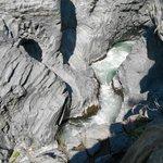 Le rocce che sembrano finte :)