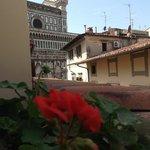 Duomo from my bedroom balcony
