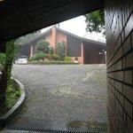 cabanas / chalés com garagem.