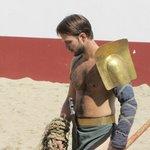 Romeine krijger in de Arena