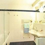 1-Zimmerappartement Tirol Badezimmer