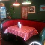 Wild Bills dining room