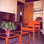 Modern Suite Sitting Room