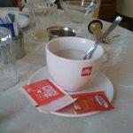 Very good coffee