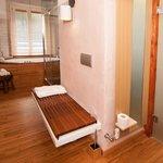 suite Golden Lotus - panca wc e bidet