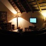 Khaya Romantica loft tv lounge