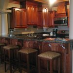 Beautiful Kitchen in 2 bdrm Oceanview suite