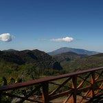 Vistas desde El Castañar Nazarí