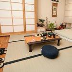 zen room Midori -armadio shoji