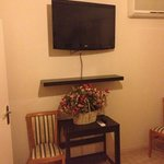 tv &  flowers