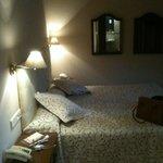 decent double bed