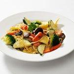 Vegetable Fettucine