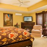 Valley View Suite is our master suite. Ideal for honeymoon couples