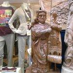 S.Orso scultura in legno