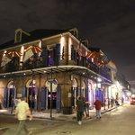 Bourbon Street life