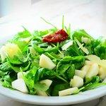 Salada Rucula e Pêra