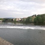 Vista del rio Arno.