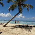 Playa Virgen donde se filmo la pelicula Laguna Azul