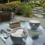Hot Chocolate + Latte