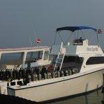 Dive boat, Sea Sprite