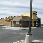 Lousy pic of BWW (sorry)