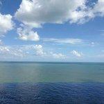 Vista al mar...