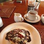 pancake (high tea)