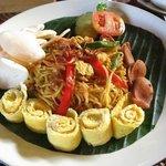 beefun goren (breakfast)
