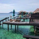 Ocean Villa deck