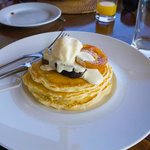 Breakfast pancakes - chef's special, yummy