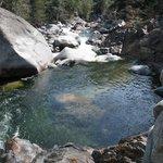 Granite pools