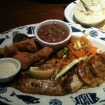Seafood combo only 12.99