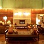 Hotel Magnolia lobby- nice seating area