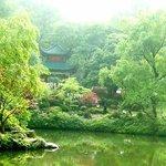 Xihu Park of Hengyang