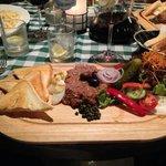 Steak Tartare at Kaiserstub'n