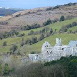 Ancient monastery, Burren County Clare, Ireland