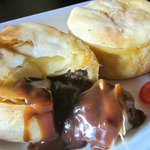 Our famous Aussie Meat Pie