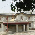Side View of Gorakhnath temple and Akhand-Dhuna