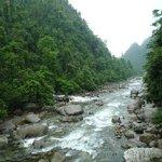 Tiantai Mountain of Mangshan