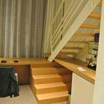 Cubicle room