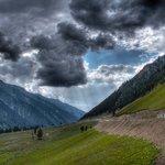 Baltal Valley