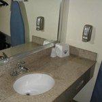 Wash sink
